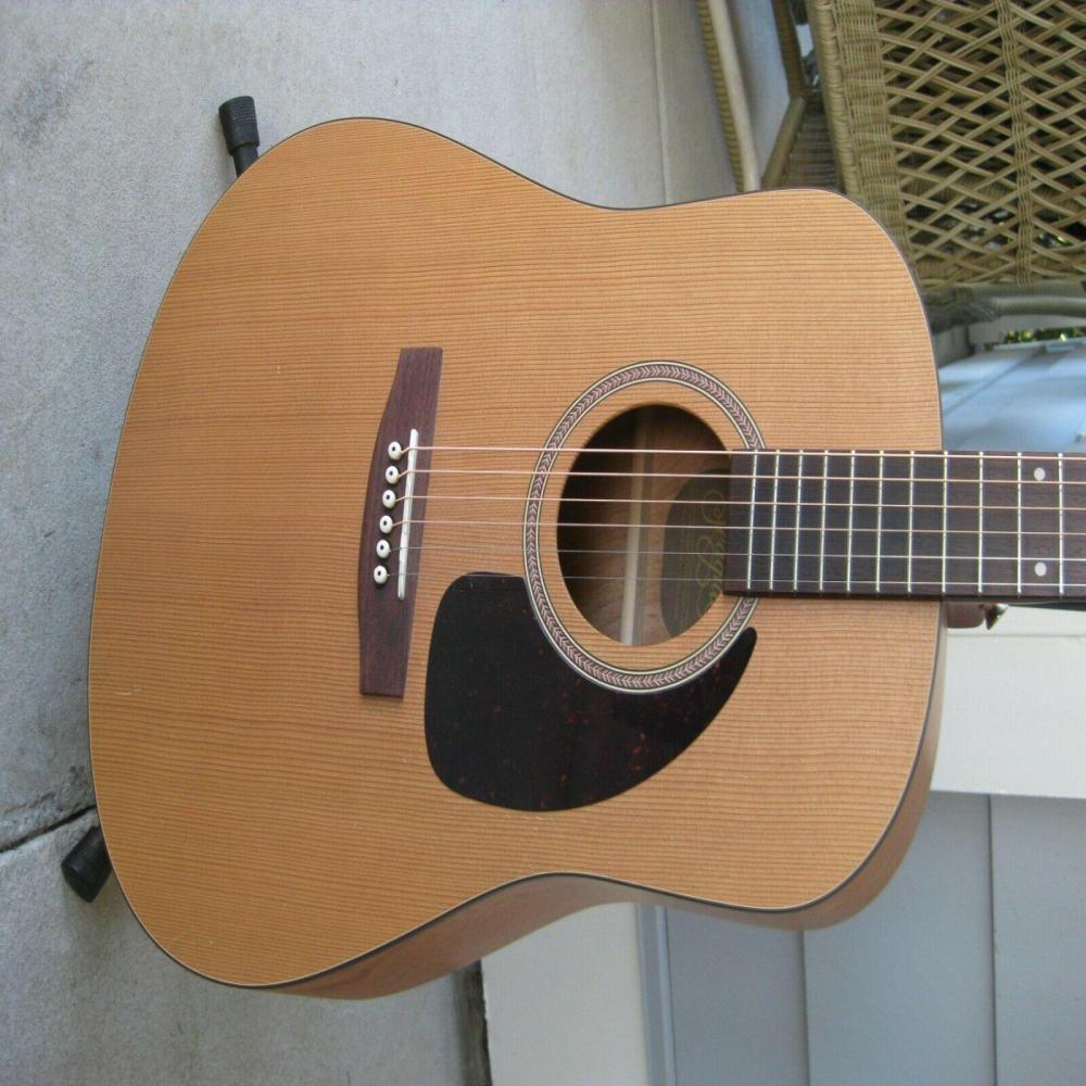 Seagull S6  Acoustic/Elect
