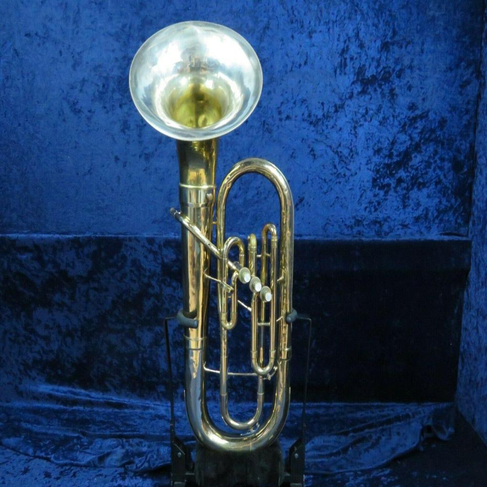 **Olds Studio Model 3 Valve Baritone Horn Ser#602550 Classic Olds Sound!