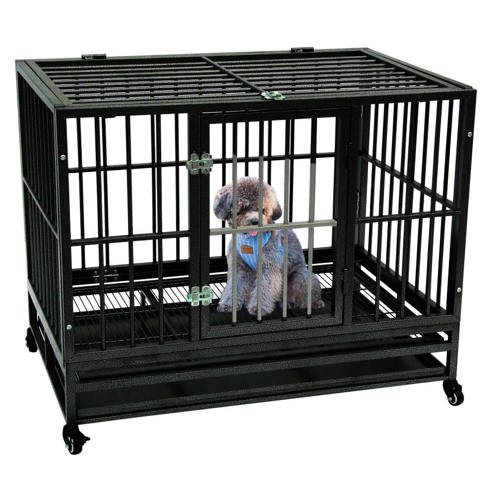 Clearance! Dog Crates for Large Dogs, 42