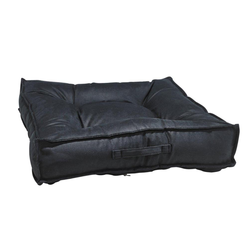 Bowsers Diamond Series Leather-Like Piazza Dog Bed