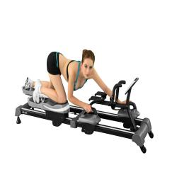 Back2Crawl Dr Heater Professional Series Bear Crawl Horizontal Exercise Machine - Black