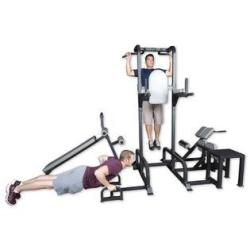 Athletic Connection  Barbell MultiFit Workout System
