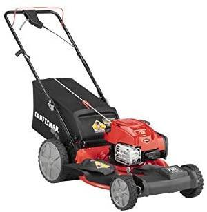 CRAFTSMAN M230 163-cc 21-in Self-propelled  Lawn Mower with Briggs & Stratton Engine
