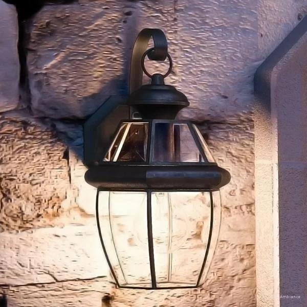 Luxury Colonial Outdoor Wall Light, 14