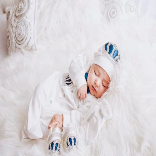 baby boy outfit,baby outfit,royal blue jewel baby outfit,newborn babyboy outfit,coming home outfit
