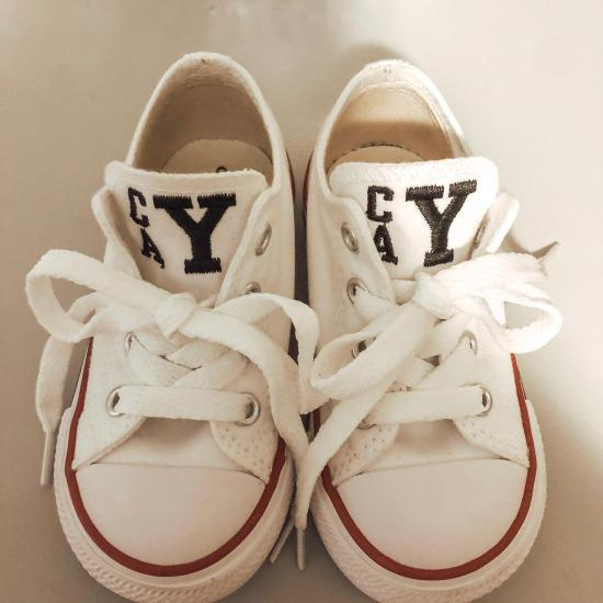 Baby Converse - Personalized Converse - Baby Shoes - Monogrammed Converse - Baby Girl Clothes - Baby Boy Clothes - Baby Converse