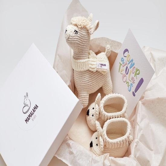 Baby sprinkle Funny clothes Unique outfit shower Organic newborn gift Cute clothes Montessori crochet bunny booties soft sole shoes present