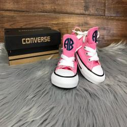 Personalized Converse - Baby Converse Shoes - Baby Shoes - Infant Shoes - Converse - Cute Baby Clothes - Shoes - Custom Converse