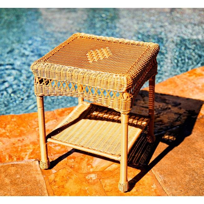 Lincolnville Outdoor Side Table by Havenside Home