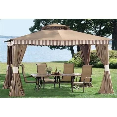 Sunjoy Replacement Top for Gazebo Model L-GZ339PAL Deluxe Version